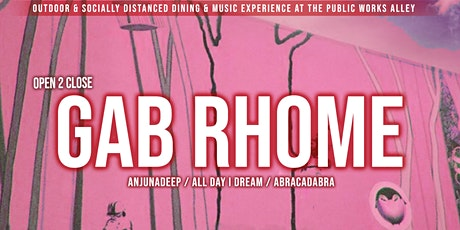 SET's Halloween  Friday w/ Gab Rhome (Anjunadeep/All Day I Dream) tickets