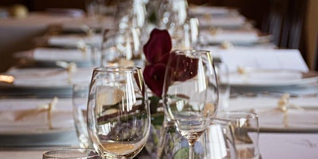Fine Wine Sommelier Tasting with Dinner, in a socially distanced setting tickets