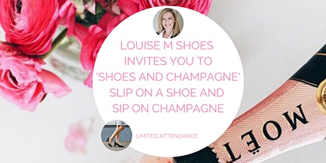 Shoes and Champagne - Saturday Afternoon Event tickets