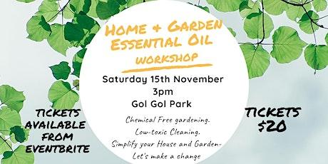 Home + Garden - Chemical Free Workshop tickets