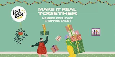 Christmas VIP Event 2020 | The Body Shop Macarthur Square Shopping Centre tickets