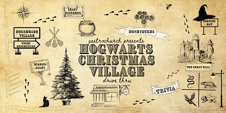 Hogwarts Christmas Village - THURS 12/10 tickets