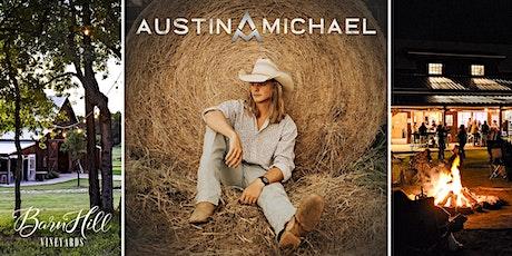 American Idol's Austin Michael - Great Texas Wine and HUGE skies! tickets