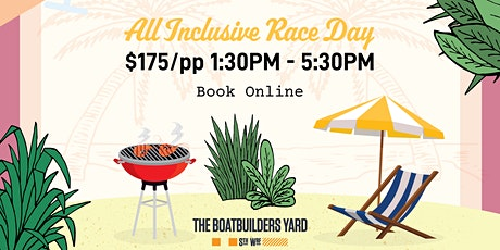 Melbourne Cup Day at Boaties - $175pp (4 hours) tickets