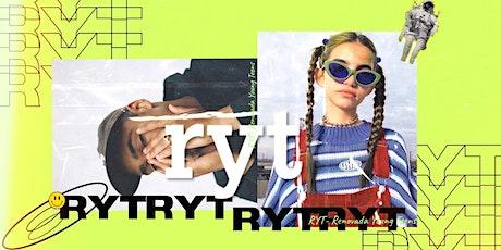 RYT-Renovada Young Teens ingressos