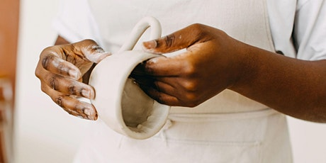 Morning Mindfulness- Hand building Make your own incense holder & tea cup tickets