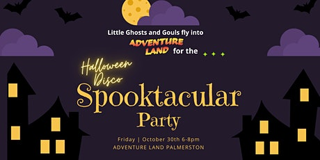 Spooktacular Halloween Disco & Party tickets