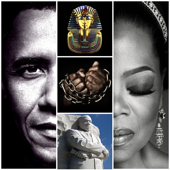 More than A Month Black History Series image