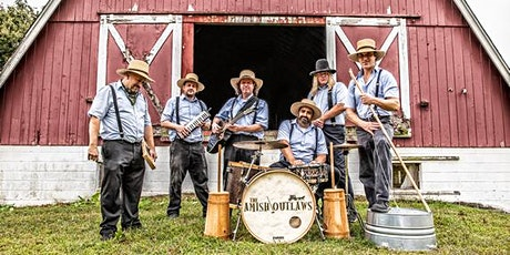 The Amish Outlaws at the Salty Whale and Guesthouse tickets