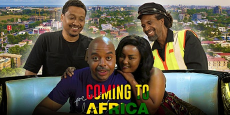 Coming to Africa Pop-Up Screening - Dallas tickets
