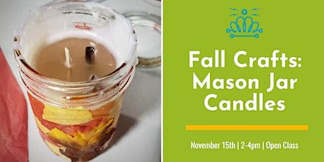 Sunday Funday: Mason Jar Candles tickets
