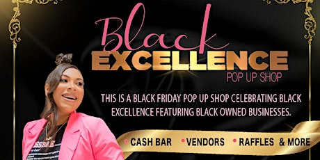 Boss Bae Black Excellence Pop Up Shop tickets