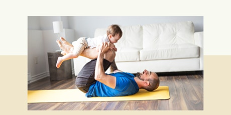 Parent/Baby yoga tickets