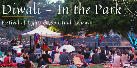 Diwali in the Park - Festival of Lights & Spiritual Renewal tickets