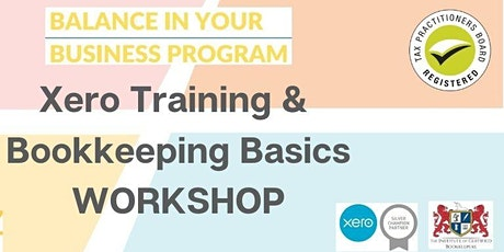 Xero Training and Bookkeeping Basics - North Fremantle (December) tickets