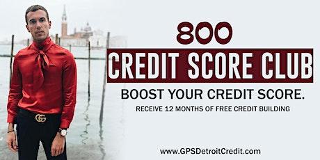 Credit Builder Workshop - Managing Personal Finances. tickets