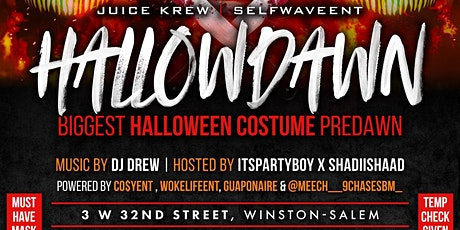 HallowDawn: The Night Before Halloween Predawn Costume Party tickets