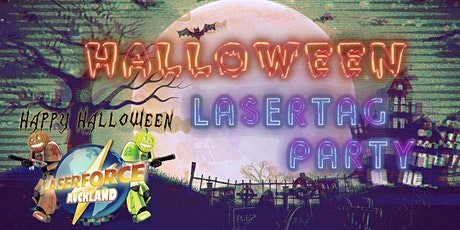 Laserforce 2020 Halloween Lasertag Party tickets