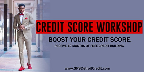 Credit Builder Workshop - Managing Personal Finances.