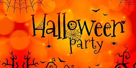 Virtual Day Parties - THE HALLOWEEN EDITION! tickets