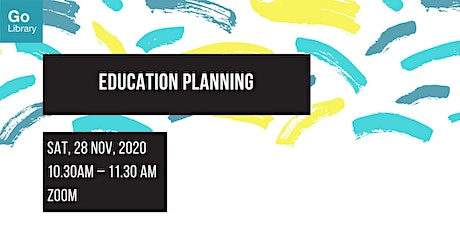 Education Planning - Financial Literacy Talk for Parents tickets