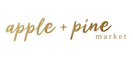 Apple + Pine Christmas Market tickets