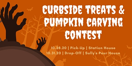 Curbside Treats and Pumpkin Carving Contest tickets