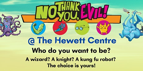 2pm Re-opening: No Thank You, Evil Home-School Sessions @ The Hewett Centre tickets