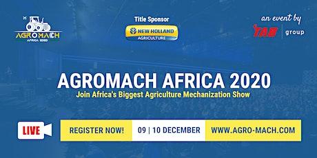 AGROMACH AFRICA 2020 tickets