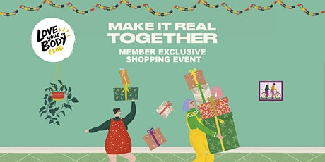 Christmas VIP Event 2020 | The Body Shop Colonnades Shopping Centre tickets