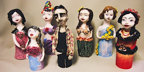 Sculpture Workshop: Make your own Figurine tickets