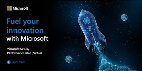Microsoft ISV Day on 17 Nov 2020 tickets