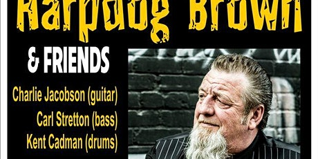 Harpdog Brown and Friends tickets