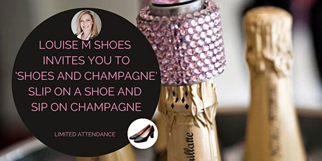 Shoes and Champagne! - Thursday Evening Event tickets