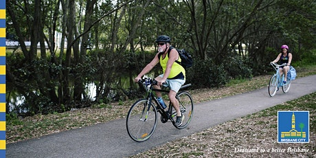 Brisbane by Bikeway: Norman Creek guided ride for people with disabilities tickets