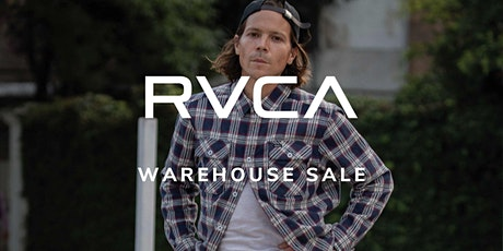 RVCA Warehouse Sale - Santa Ana [STAND BY] tickets