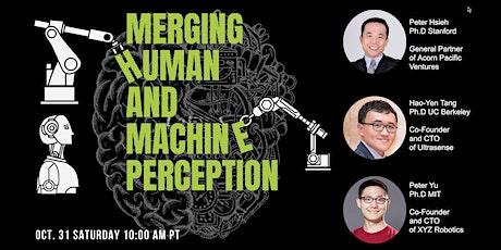 Merging Human and Machine Perception tickets