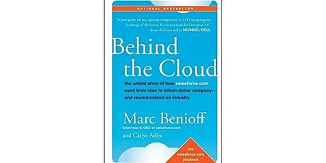 Book Review & Discussion : Behind the Cloud tickets