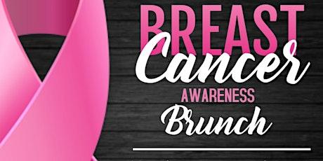 Breast Cancer Awareness Brunch tickets