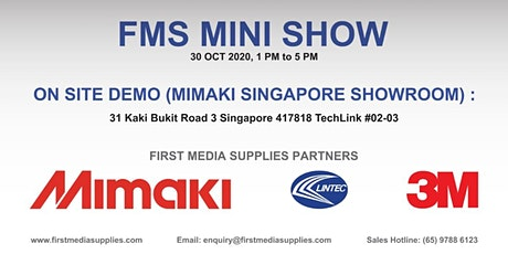 Mini Show For All Printing and Design Companies tickets