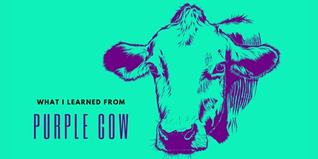 Book Review & Discussion : Purple Cow tickets