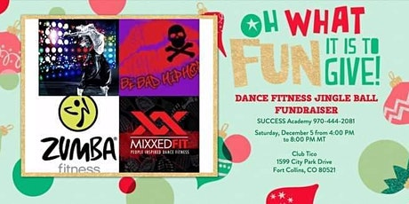 Dance Fitness Jingle Ball Fundraiser tickets