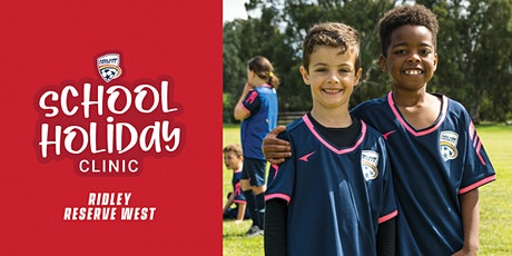 Adelaide United Summer  School Holiday Clinics - North tickets