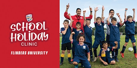 Adelaide United Summer School Holiday Clinics - South tickets