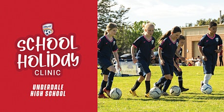 Adelaide United Summer School Holiday Clinics - Central tickets