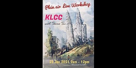 Special Plein Air Live Workshop tickets