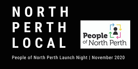 People of North Perth Launch tickets