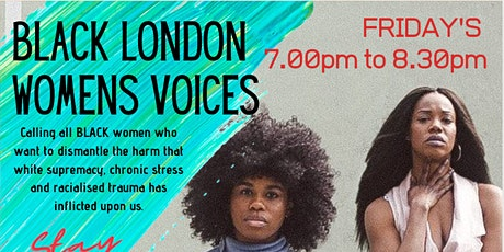 BLACK LONDON WOMEN'S VOICES tickets