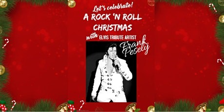 A Rock 'n Roll Christmas with Frank Pesely tickets