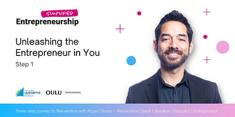 Unleashing the Entrepreneur in You - Step 1 tickets